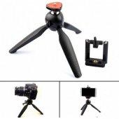Mini Tripod Telefon Fotoğraf Makinesi Tutucu Selfie