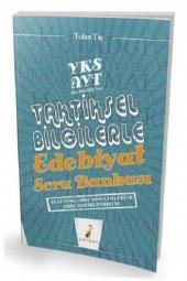 Ayt Taktiksel Bilgilerle Edebiyat Soru Bankası Pelikan Yayıncılık