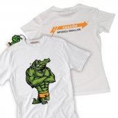 Susedo T Shirt (Beyaz S)