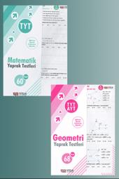 Tyt Matematik, Geometri Yaprak Test Seti Nitelik Yayınları