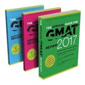 The Official Guide To The Gmat Review 2017 Bundle 2e Wiley