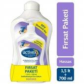 Activex Antibakteriyel Sıvı Sabun Hassas 1.5 Lt & ...