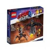 Lego Movie 2 Savaşa Hazır Batman Ve Metalsakal 70836 Bj 70lmv7083