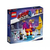 Lego Movie 2 Kraliçe Watevra Wanabi 70824 Bj 70lmv70824