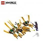 Lego Ninjago Altın Ejderha Eğitici Zeka Geliştiren Oyuncak