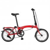 Mosso Town 16 Jant Katlanır Bisiklet