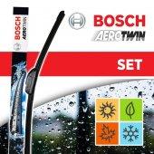 Bosch Citroen C4 Silecek Takımı Aerotwin 2012 2016 A120s
