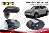 Niken Araca Özel Nissan Juke Vidasız Kol Dayama Kolçak Siyah 2010 Üzeri