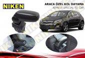 Niken Araca Özel Opel Astra J Vidasız Kol Dayama Kolçak Siyah 2010 Üzeri