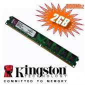 2gb Ddr2 Kingston Kvr800d2n6 2g 800mhz Pc Ram