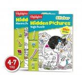 Sticker Hidden Pictures