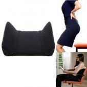 Ortopedik Bel Yastığı Sırt Minderi Ev Ofis Sandalye Bel Destek Yastığı Minderi Bel Ağrısı Yastığı