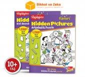 Favori Hidden Pictures 2' Li Set