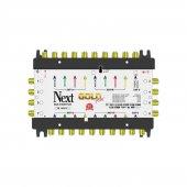 Next Ye 10 8 Gold Plus Kaskatlı Merkezi Anten Santrali Adaptörsüz