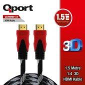 Qport Q Hdmı1.5 1,5m Hdmi Kablo