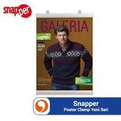 Snapper Poster Clamp Yeni Seri Afiş Ve Poster Tutu...
