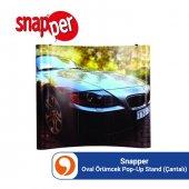 Snapper Oval Örümcek Pop Up Stand (Çantalı) 3 X 3 ...
