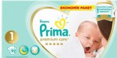 Prima Premium Care Yenidoğan 1 Beden (2 5 Kg) 92 A...