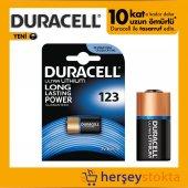 Duracell Ultra Lithium Dl123a Bl1 Tekli*10