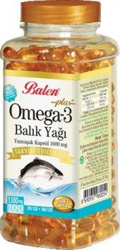 Omega 3 Balık Yağı Yumuşak Kapsül 1380 Mg 100 Kapsül