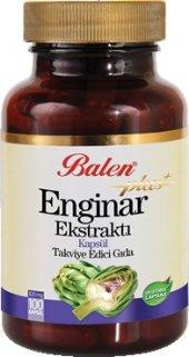 Enginar Plus Ekstraktı Kapsül