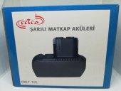 Ecico Emet 18 18 Volt 3 Amper Şarjlı Matkap Aküsü...
