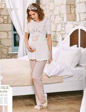 Flz 24 214 Bayan Hamile Lohusa Pijama Takımı