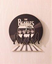 The Beatles Sallanır Sarkaçlı Duvar Saati