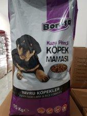 Bonisa Kuzu Pirinçli Yavru Köpek Maması 15 Kg
