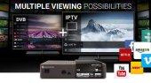 Novacom Spybox S10 Plus Androıd 7 4 K Uhd Yeni Ürün Hediyeli