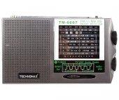 Technomax Tm 6607 9 Band Dünya Radyosu