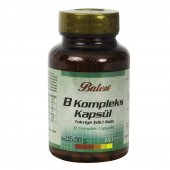 Balen B Vitamin Kompleksi Kapsül 425 Mg*60