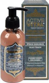 Active Vital 150 Ml Argan Aloe Vera Krem