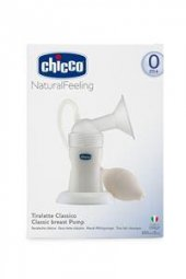 Chicco Natural Feeling Klasik Göğüs Pompası