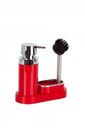 Primanova Mutfak Sıvı Sabunluk Polen Kırmızı