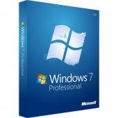 Microsoft Windows 7 Professional Dijital Lisans