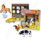 Folio Origami Puzzle 3 Boyutlu Çiftlik Hayvanları