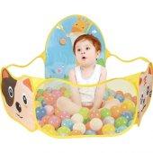 Babycim Potalı Top Havuzu Sarı