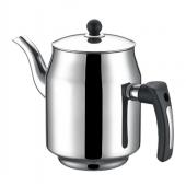 Paslanmaz Çelik Çay Kazanı Ocağı Demliği No 2 1.70 Lt