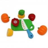 Meyve Sebze Kesme Oyunu