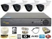 4lü Güvenlik Kamerası Seti