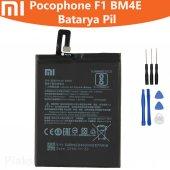 Xiaomi Mi Pocophone F1 Bm4e Batarya Pil Ve Tamir Seti