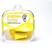 Poblex Köpük Kulak Tıkacı Kulak Koruyucu Tıpası Ücretsiz Kargo