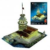 Kız Kulesi Led Işıklı 3d Puzzle