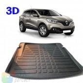 Renault Kadjar (2014 Ve Sonrası) 3d Bagaj Paspası A Kalite (Hed
