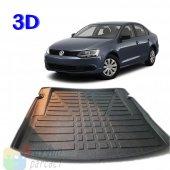 Volkswagen Jetta (2011 Ve Sonrası) 3d Bagaj Paspası A Kalite