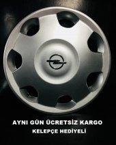 Opel Corsa 13 İnç Kırılmaz Jant Kapağı 4 Lü Set A+...