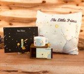 Küçük Prens Polar Yastık Kutulu Kupa Ve Siyah Fotoğraf Albümü Hediye Seti
