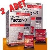 Growth Factor 9 Tropikal Lezzet Ücretsiz Kargo &#0...