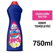 Bingo Krem Çiçeklerin Işıltısı 750 Ml